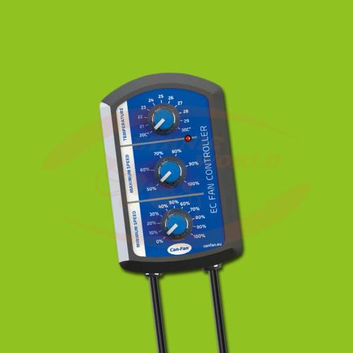 Can-Fan EC Temp + Speed Fan Controller