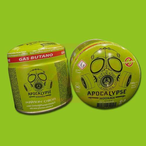 Butane gas Apocalypse 190 gr