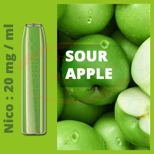 GeekBar Disposable e-cig 20 mg Sour Apple