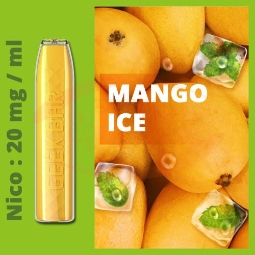 GeekBar e-cig Disposable 20 mg Mango Ice