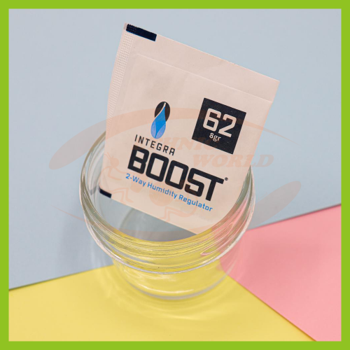 Integra Boost 62% Humidity Pack