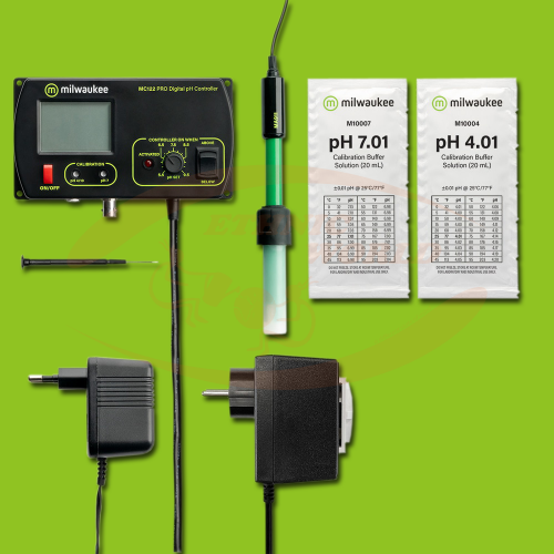 Milwaukee PRO pH Controller MC-122 (without pump)