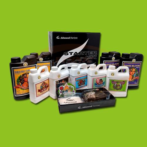 AN Starter kit pH Perfect Sensi 250-500
