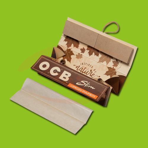 OCB Virgin Slim Roll Kit