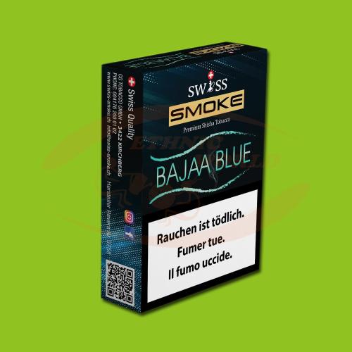 Swiss Smoke Baja Blue
