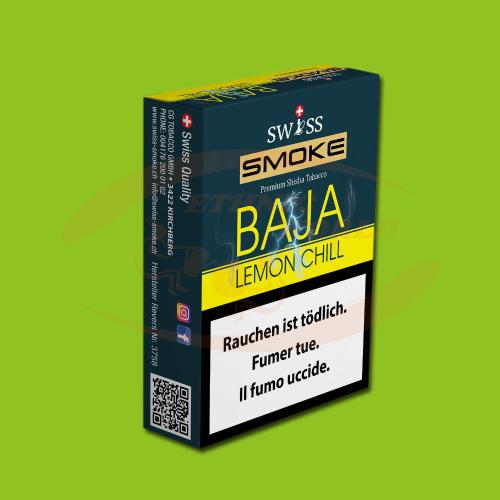 Swiss Smoke Baja Lemon Chill