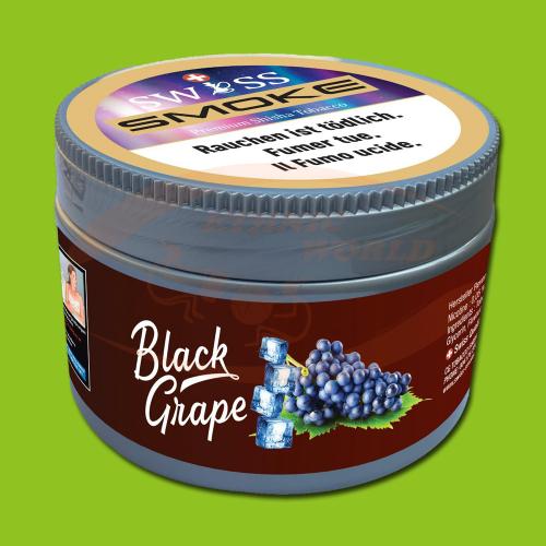 Swiss Smoke Black Grape