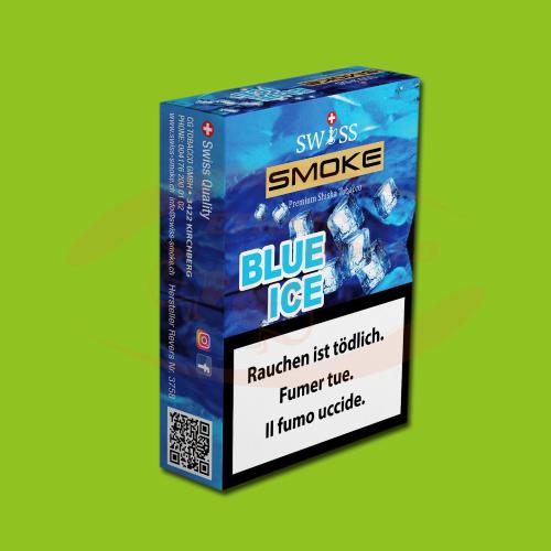 Swiss Smoke Blue Ice