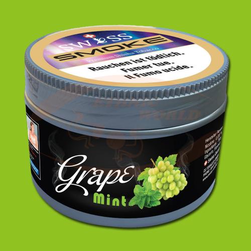 Swiss Smoke Grape Mint