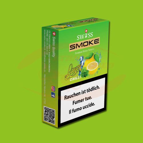 Swiss Smoke Lemon Chill