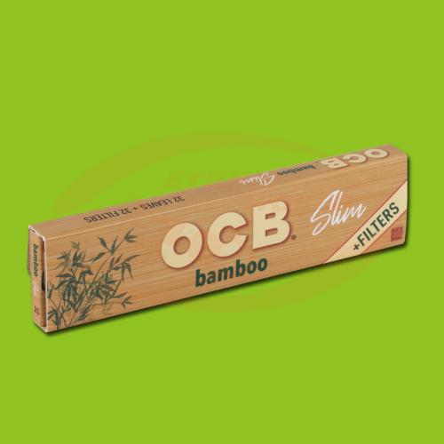 OCB Bamboo Slim +Filter