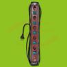 Power strip 5xCH 5xSwitch 1.5mm² Brennenstuhl