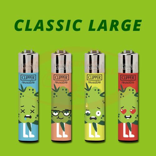 Clipper - Lighter Weed Buddies