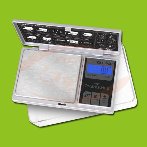 On Balance Scale (DZT-1000-SL)