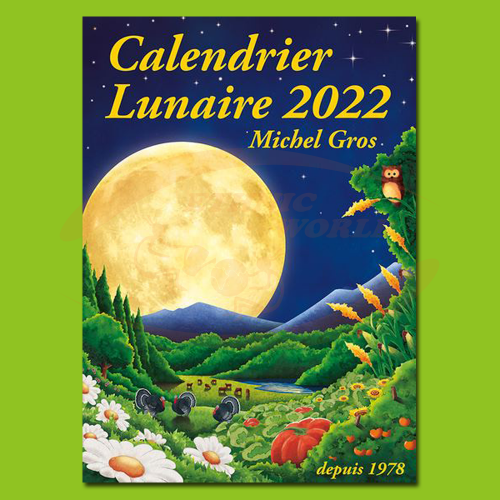 Calendrier Lunaire 2022 (FRENCH)