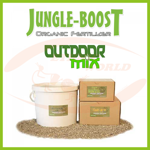 Jungle Outdoor Mix