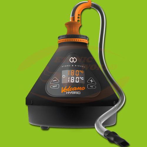 Volcano Hybrid BLACK ONYX