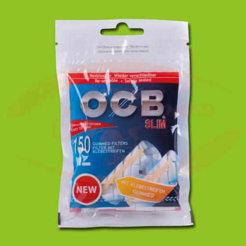 OCB Filters Slim Gummed