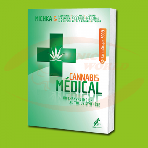 Cannabis Médical POCKET (FRENCH)