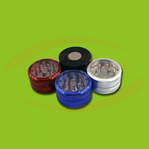 Grinder Alu Push 40 mm