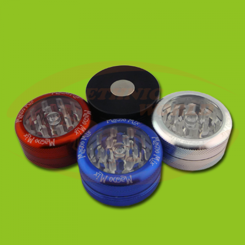 Grinder Alu Push 48 mm
