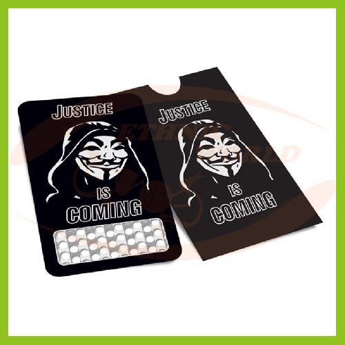 Grinder Card Anonymous
