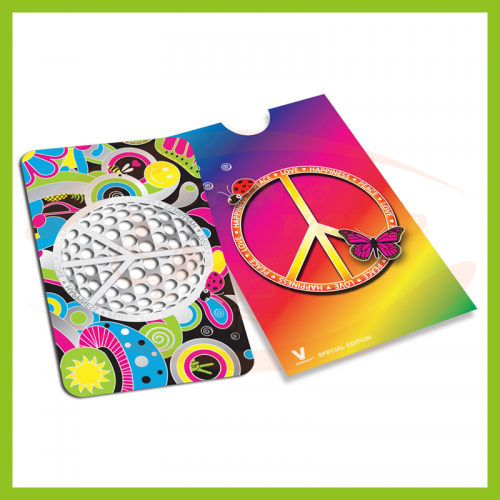 Grinder Card Peace and Love