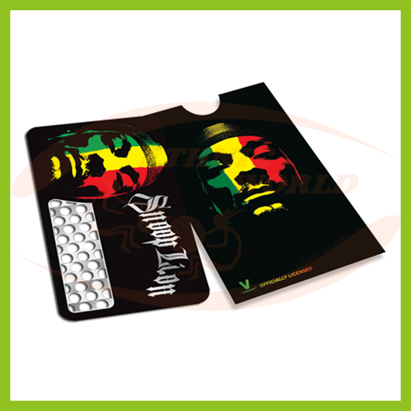 Grinder Card Snoop Lion Rasta