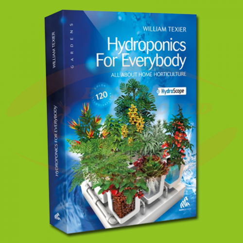 Hydroponics For Everybody (English)