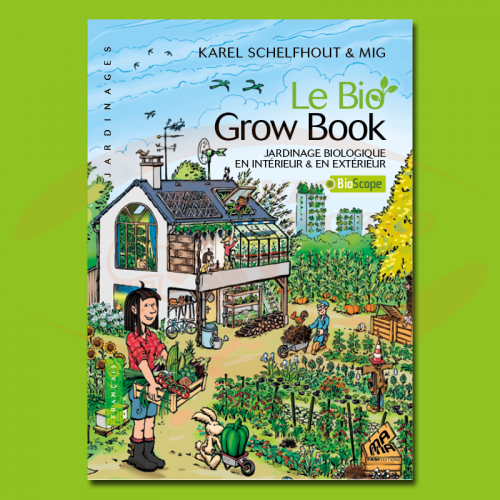 Le Bio Grow Book (FRENCH)