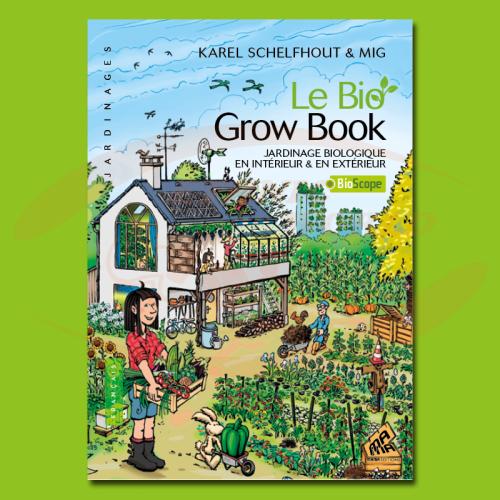 Le Bio Grow Book (FRANZÖSISCH)