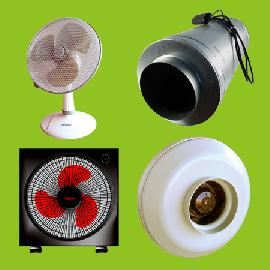 Extractors, fan