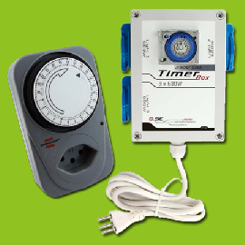 Electricity, Timer