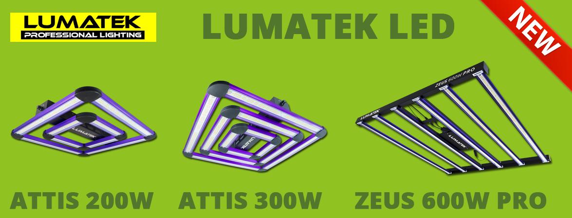 Eclairage horticole LED de haute qualité